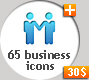 50 Animated Business Icons - VideoHive Item for Sale